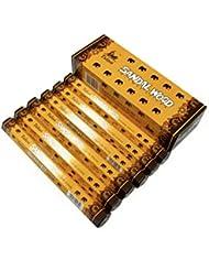TULASI(トゥラシ) サンダルウッド香 スティック SANDAL WOOD 6箱セット