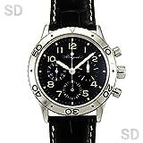 [ブレゲ]BREGUET腕時計 タイプXX アエロナバル ブラック Ref:3800PT メンズ [中古] [並行輸入品]