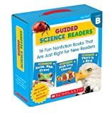 Guided Science Readers Parent Pack: Fun Nonfiction Books That are Just Right for New Readers : Level B