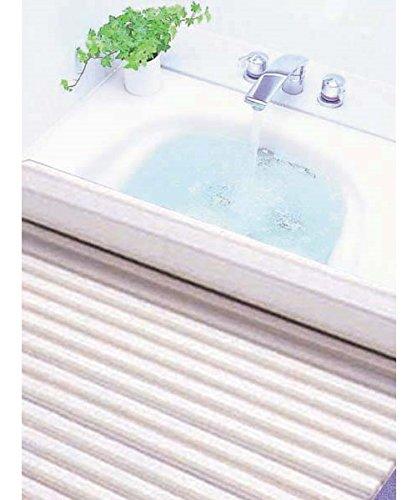オーエ ポリプロ風呂ふた プロト 防カビ加工 幅70×長さ120cm アイボリー M-12