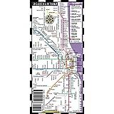 Streetwise Chicago Metro: Metro Map of Chicago, Illinois (Streetwise (Streetwise Maps))