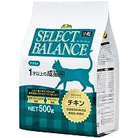 セレクトバランス キャット アダルト 小粒 SELECT BALANCE 2kg +サンプルフード、オマケ付き