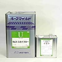 ルーフマイルドU RM-31(スカイブルー) 16Kg/セット