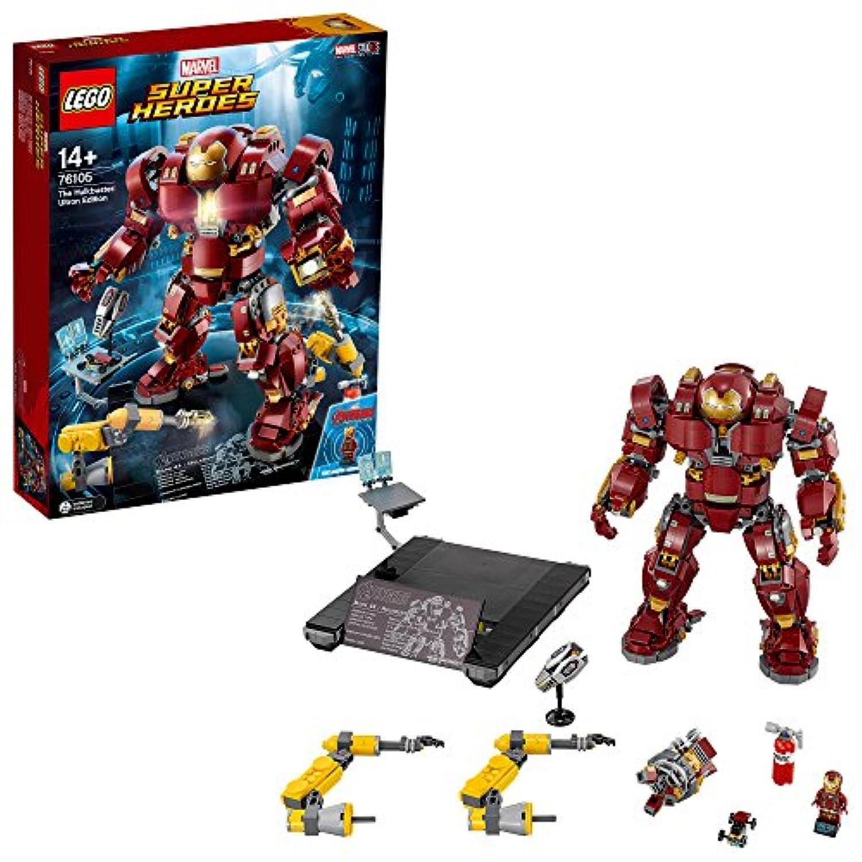 レゴ(LEGO) スーパー?ヒーローズ ハルクバスター:ウルトロン?エディション 76105