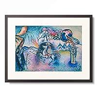 ワシリー・カンディンスキー Wassily Kandinsky (Vassily Kandinsky) 「St. George. 1910/15」 額装アート作品