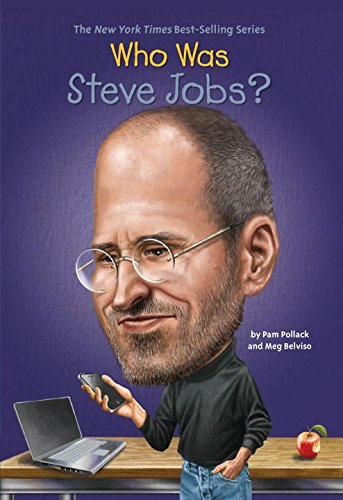 Who Was Steve Jobs? (Who Was?)の詳細を見る