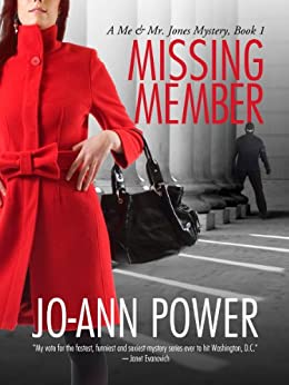 Missing Member (Me and Mr. Jones Mystery series Book 1) by [Power, Jo-Ann]