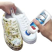[XMONY] 汚れ落とし 白さ復活 補色 クリーム 靴用ポリッシュ シュークリーナー 100ml