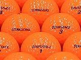 【ABランク】【ロゴなし】ツアーステージ EXTRA DISTANCE オレンジ 2014年モデル 20個セット 【ロストボール】
