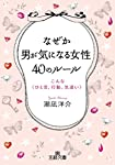 なぜか男が気になる女性40のルール: こんな〈ひと言、行動、気遣い〉 (王様文庫)