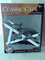 Classic Cats Puzzle - David McEnery - Cat Nap I - 500 Piece Puzzle by Buffalo Games [並行輸入品]