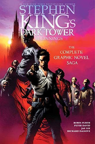 Stephen King's The Dark Tower: Beginnings Omnibus (English Edition)