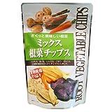 藤沢商事 ミックス根菜チップス5種 82g×10袋