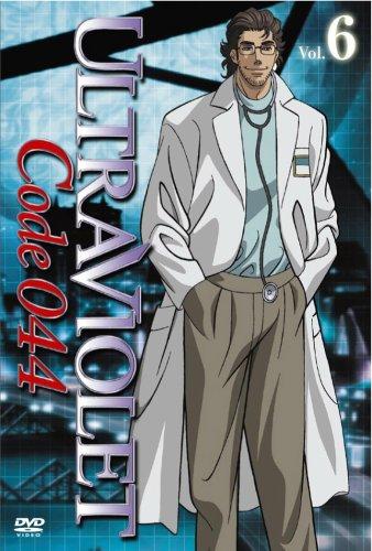 DVD                ウルトラヴァイオレット:コード044 Vol.6