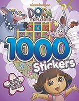 ドラエクスプローラ:アクティビティ1000ステッカー帳