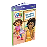 LeapFrog LeapReader Book: Dora Goes to School (works with Tag) [並行輸入品]