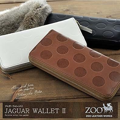 (ズー)zoo ZLW-012 長財布 ジャガーウォレット2 ブラック