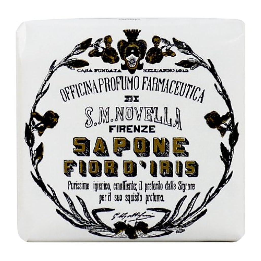 四回広々残るサンタマリアノヴェッラ フィオールディリスソープ 100g [並行輸入品]