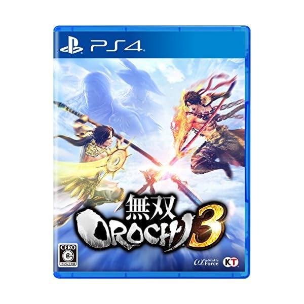 無双OROCHI3 - PS4の商品画像