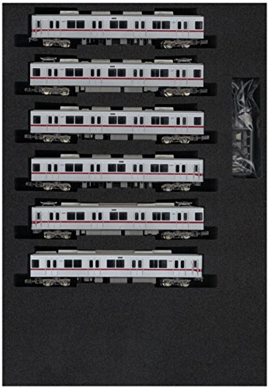 グリーンマックス Nゲージ 50503 東武10030型 (10050番代)+10030型6両編成セット (動力付き)