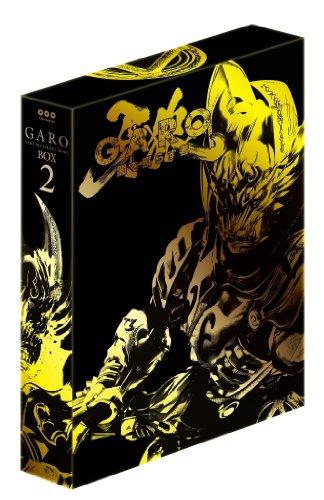 牙狼 [GARO]~闇を照らす者~ Blu-ray BOX(2)