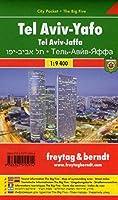 Tel Aviv - Yafo City Pocket + the Big Five Waterproof 1:9 400