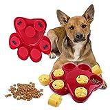 ペットおもちゃ 犬 猫用 フリップボード スローフィーダー 餌入れ 知育玩具 肥満解消 訓練 退屈を解消 安全 健康維持