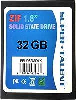 [SUPER TALENT] DuraDrive ZT4 SSD 1.8インチ 32GB MLC ZIF(IDE) 接続 FEU032MD1X