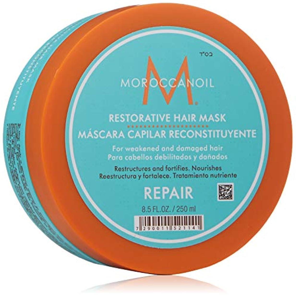 スポンジ改善するひねりモロッカンオイル リストレーティブヘアマスク 250ml