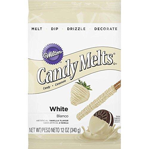 WILTON (ウィルトン)ホワイトキャンディメルツ12OZ(340g)'(夏期クール)