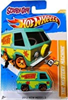 SCOOBY-DOO! THE MYSTERY MACHINE Hot Wheels 2012 New Models Series #38/50 Collectible Die Cast Car Toy / Game / Play / Child / Kid by TT-PLAY [並行輸入品]