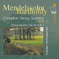 String Quartet Op 44