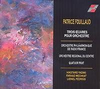 Trois Ouvres Pour Orchestre by PHILHARMONIQUE ORCHESTRE