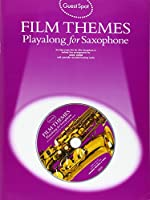 Guest Spot: Film Themes Playalong For Saxophone