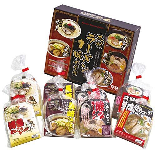 九州ラーメン味めぐり 8食 KK-20 お歳暮 _0A