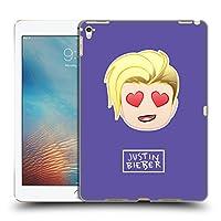 オフィシャル Justin Bieber ハート・アイズ Justmojis iPad Pro 9.7 (2016) 専用ハードバックケース