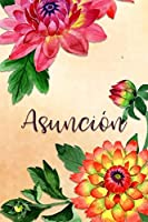 Asuncion: Personalized Journal for Her (Su Diario)