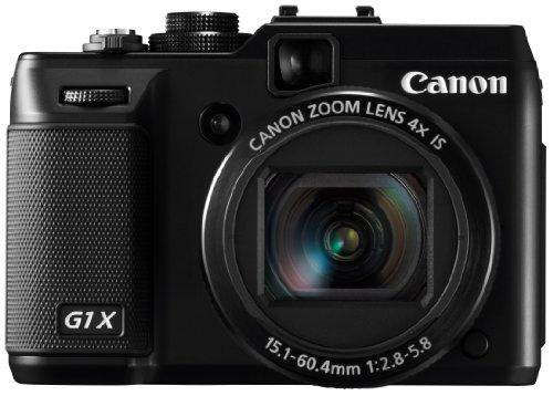 CMOSセンサー搭載「PowerShot G1 X」国内正式発表