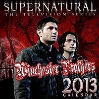 スーパーナチュラル ウィンチェスター兄弟 2013年カレンダー SQ(CE) AA13-903