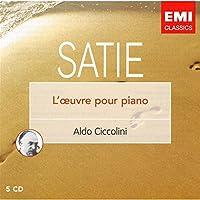 Satie:Compl.Piano Works