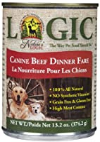 Nature's Logic Canned Food - Beef - 12 x 13.2 oz by NATURE'S LOGIC