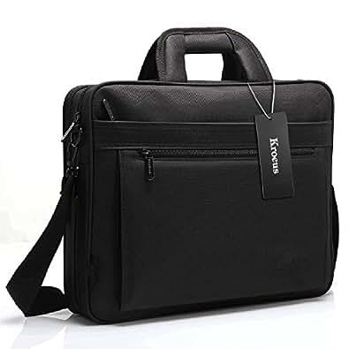 クロース(Kroeus)ビジネスバッグ 手提げ ショルダー 15.6インチノートパソコン対応 就活 通勤 メンズ 超軽量