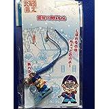 地域限定 加トちゃんコレクションシリーズ 北海道限定 雪祭り 加トちゃん ねつけ ストラップ