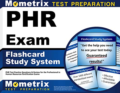 Download PHR Exam Flashcard Study System: Phr Test Practice Questions & Review for the Professional in Human Resources Certification Exams 1610725077