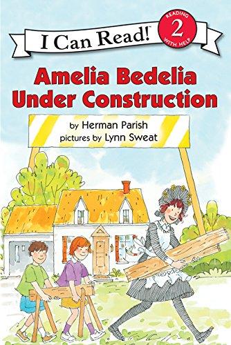 Amelia Bedelia Under Construction (I Can Read Level 2)の詳細を見る