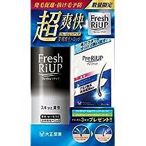 大正製薬フレッシュリアップ薬用育毛トニック185g(シャンプー・コンディショナー付き限定品)