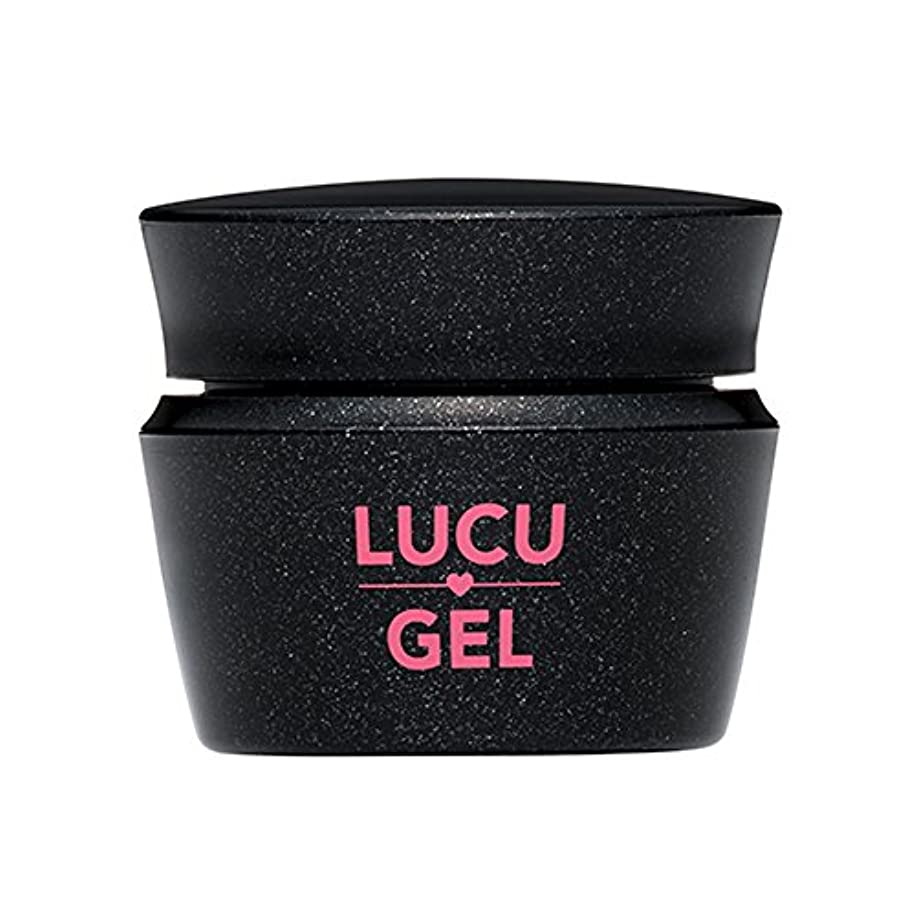 抑圧者スリップシューズ社員LUCUGEL カラージェル IVA02 3.5g アート用 UV/LED対応