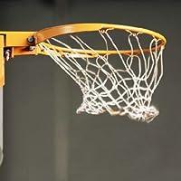 trendyest バスケット ゴール リング ネット 12ループ レジャー ネットゴール網 簡単に取り替え ファミリースポーツ