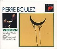 Webern: Complete Works, Op. 1-31 by Harper (2007-01-01)
