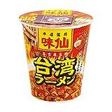 味仙 台湾ラーメン ビッグ カップ麺 109g×6個
